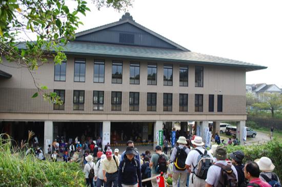 スタート 青山記念武道館