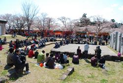 中央公園~堀尾跡公園