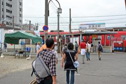 新清洲駅からみなさん帰途につかれていました。<br /> 参加されたみなさま、1日お疲れさまでした。